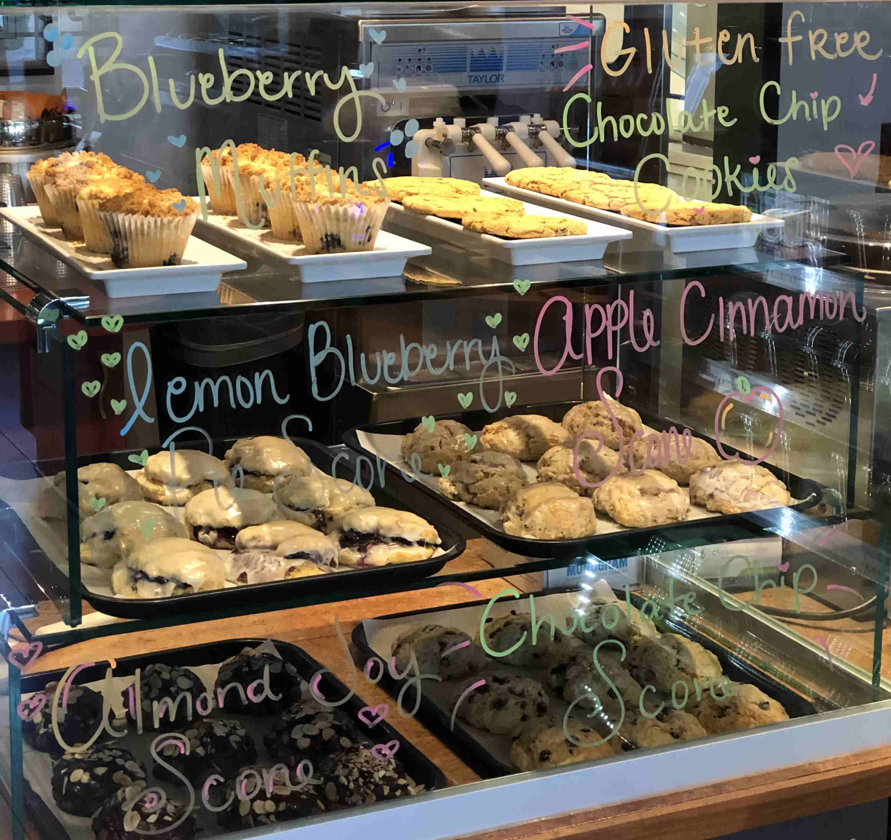 The Kind Bean - Vegan pastries| Local Coffee Shop in Chandler, Arizona